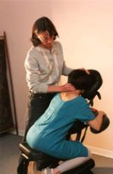 Workplace massage releases office tension and promotes well being in your office.